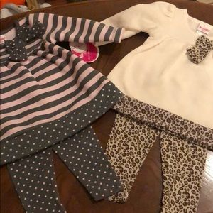 NWT 2 outfits super cute
